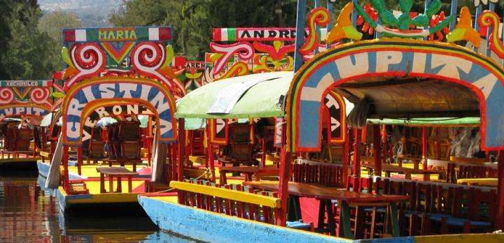 ORTA AMERİKA TURU (KOLOMBİYA-PANAMA-GUATEMALA-HONDURAS-MEKSİKA)
