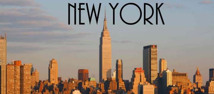 NEW YORK VE BATI AMERİKA TURU