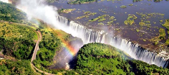 GÜNEY AFRİKA -  ZİMBABWE & BOTSWANA